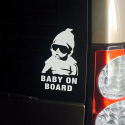 Car Vinyl Stickers